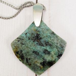 Kendra Scott Aislinn Necklace African Turquoise
